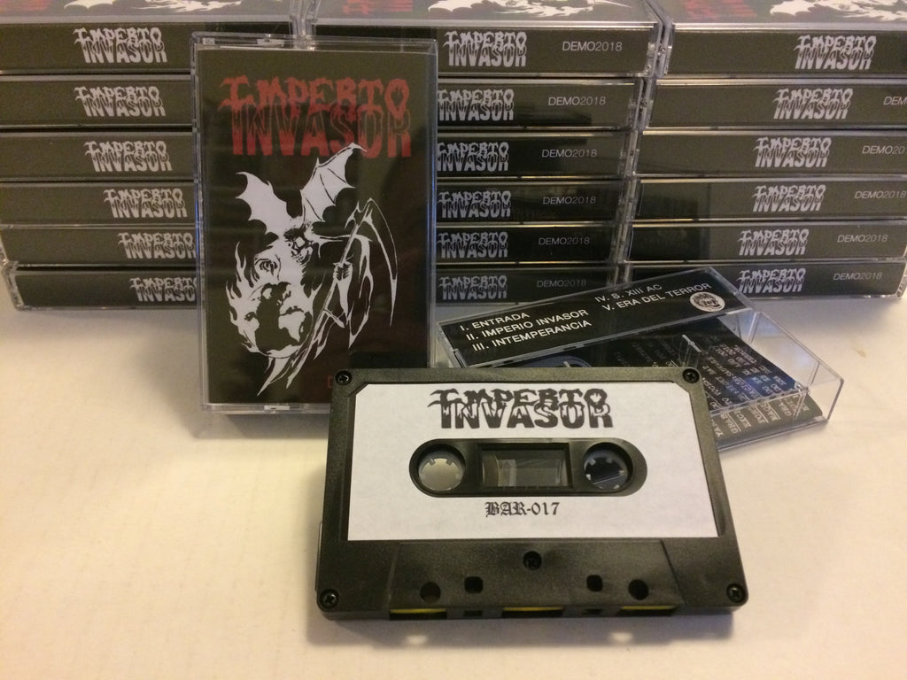 Imperio Invasor - Demo 18 CS (Black/50)