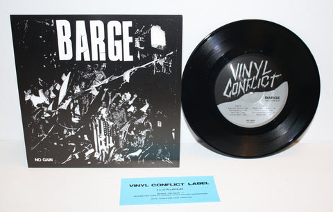 Barge - No Gain 7""