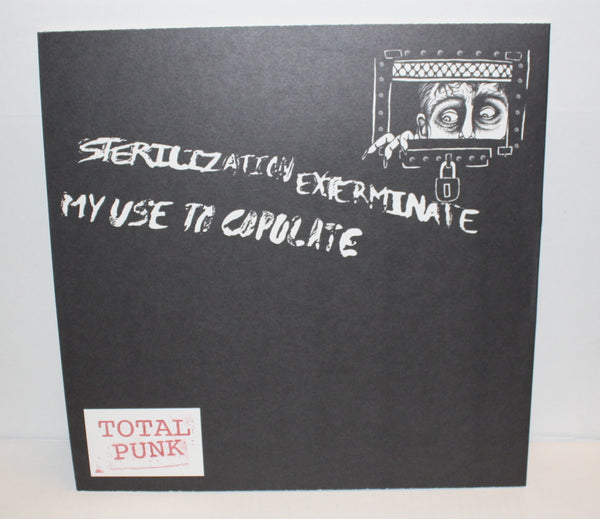 Foster Care - Sterilization LP (Black/500)