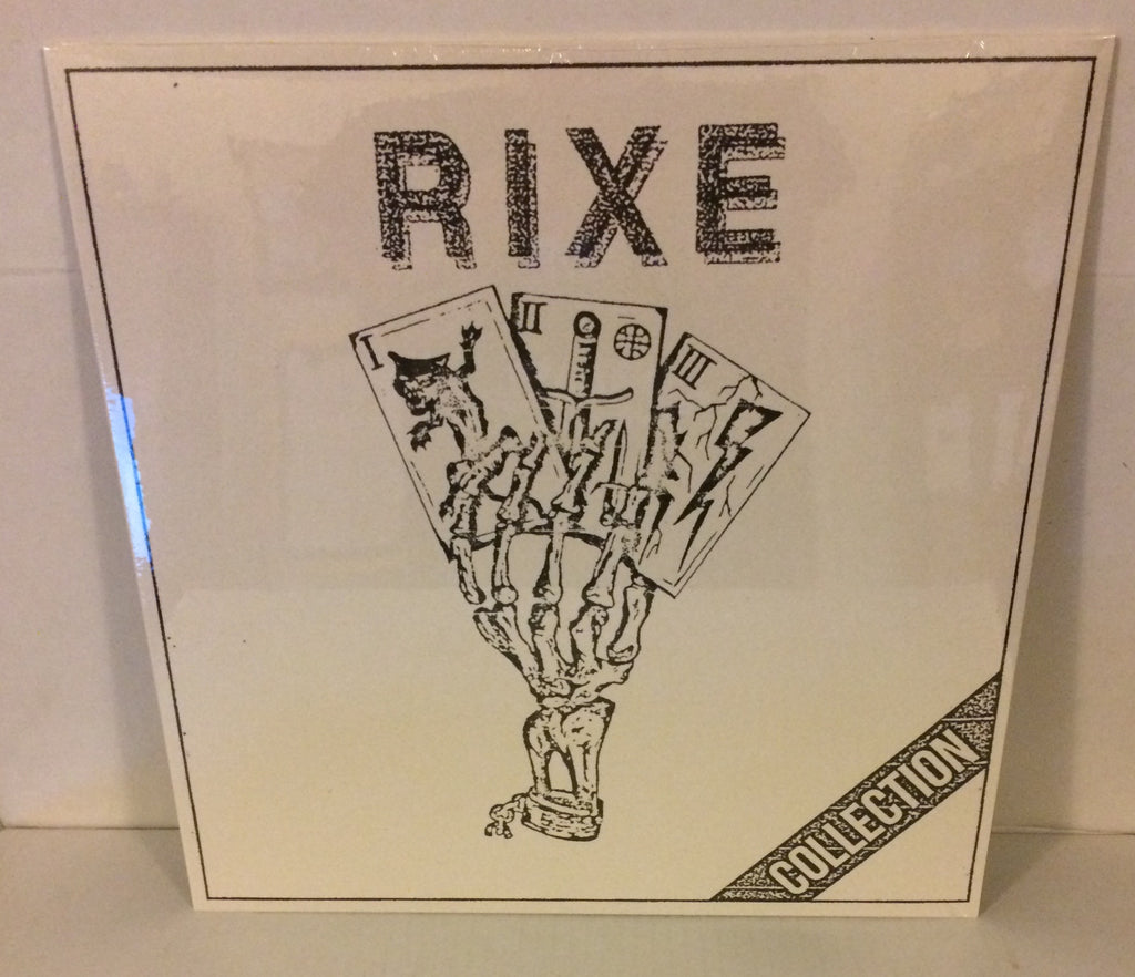 Rixe - Collection LP (UK Import)