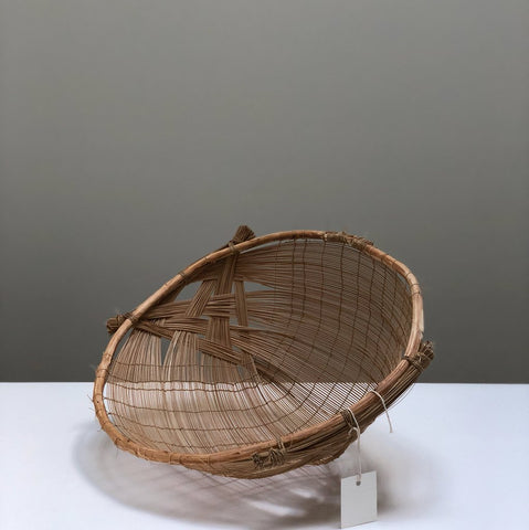 Incausa Social Entrepreneurship: Basketry by Mehinako People
