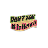 "Baron Von Fancy x Caribbeing ""Don't Tek it to Heart"""