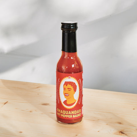 Shaquanda Will Feed You: Hot Pepper Sauce