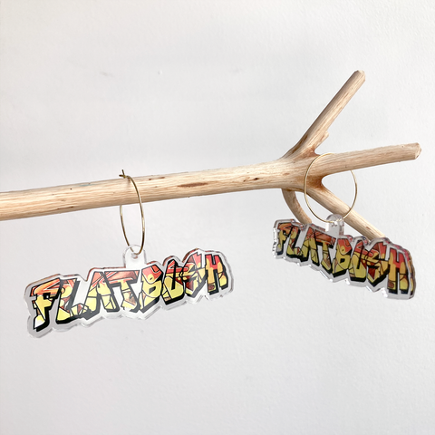 Flatbush Charm Earrings