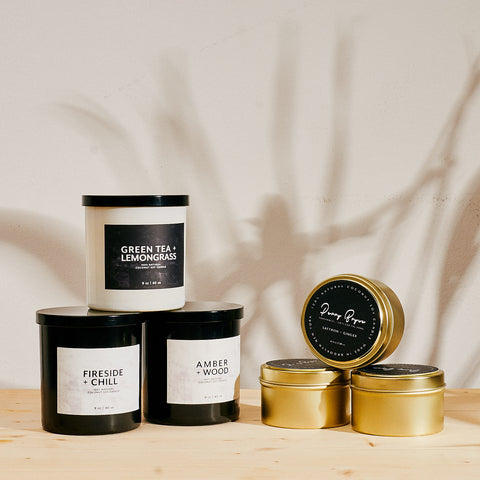 Perry Boyce Candles