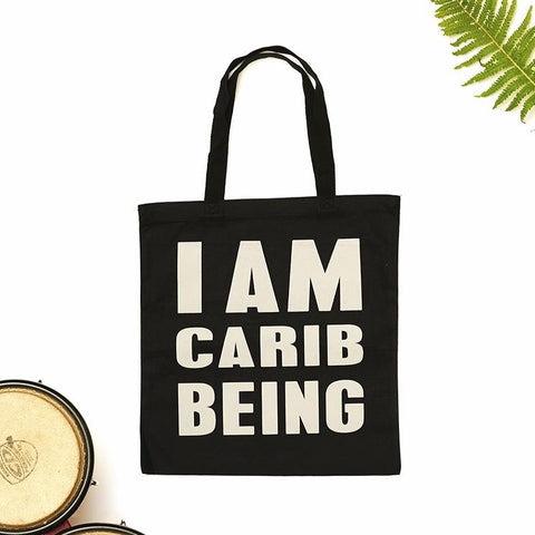 I AM CARIBBEING Signature Sac
