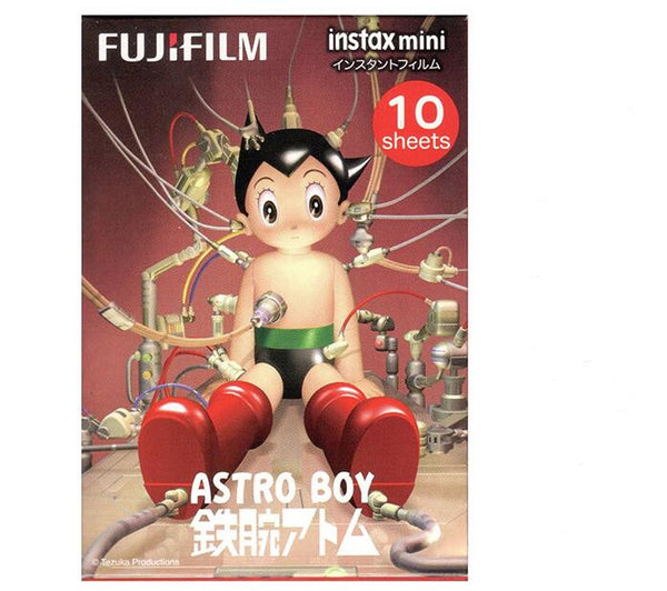 Astro Boy Fujifilm Instax Mini 8 Fuji Photo Paper For Polaroid mini 8 50s 7s 90 25 Share SP-1 Instant instax