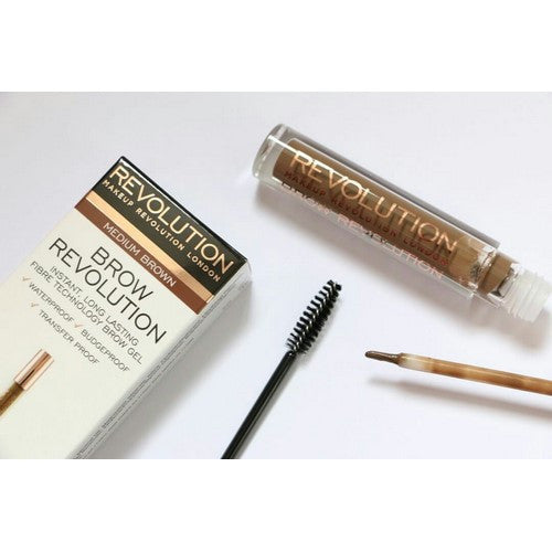 Makeup Revolution Brow Revolution - Product Review and Tutorial