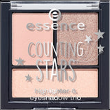 Counting Stars Highlighter & Eyeshadow Trio