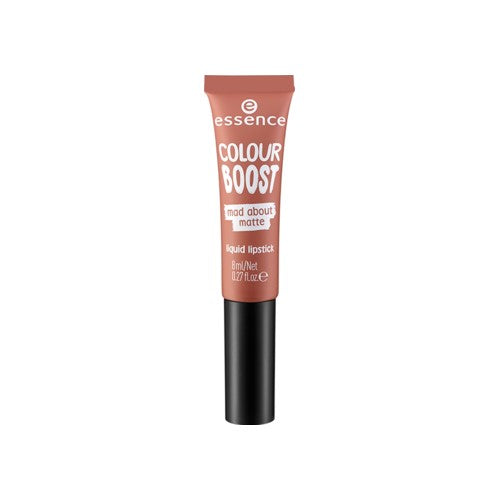 ESSENCE COLOUR BOOST MAD ABOUT MATTE LIQUID LIPSTICK