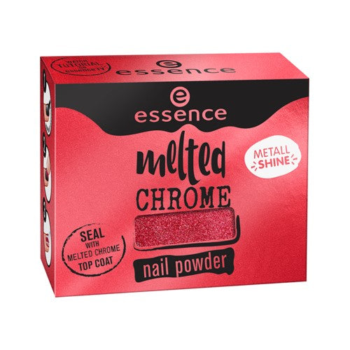 ESSENCE MELTED CHROME NAIL POWDER