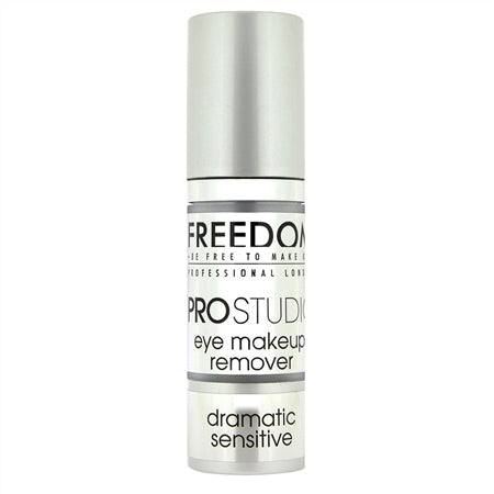 Freedom Makeup London Studio Dramatic Sensitive Eye Makeup Remover