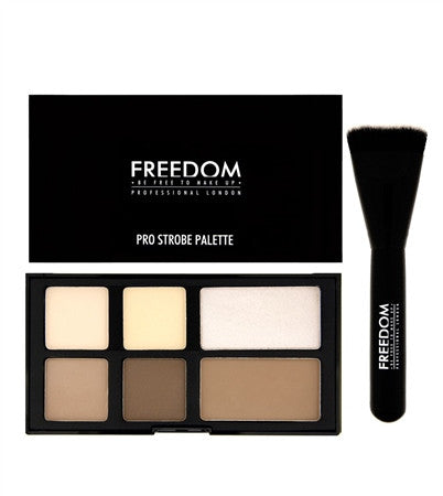 Freedom Pro Strobe Palette With Brush