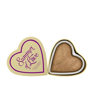 I Heart Makeup Blushing Hearts Bronzer Summer of Love