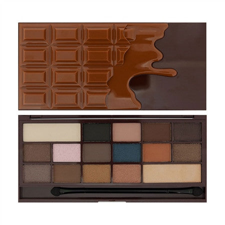 I Heart Makeup I ♡ Chocolate - Salted Caramel