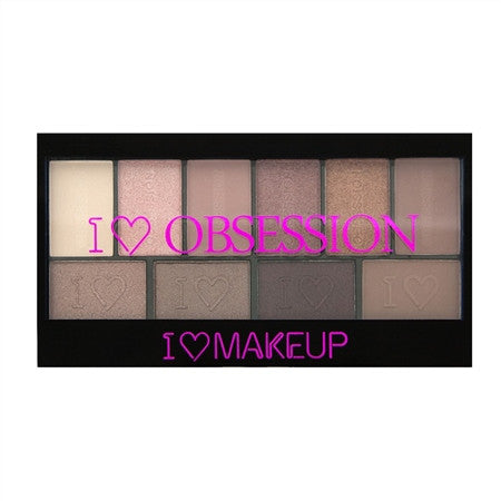 I Heart Makeup I ♡ Chocolate - Rose Gold