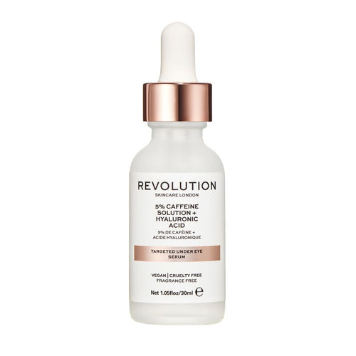 Revolution Skincare Targeted Under Eye Serum - 5% Caffeine 30ml