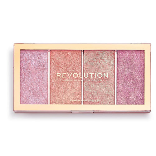 Revolution Vintage Lace Blush Palette