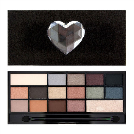 I Heart Makeup Wonder Palette Naked Underneath Faux Fur