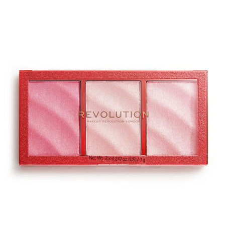Revolution X Sebile Day 2 Day Shadow Palette