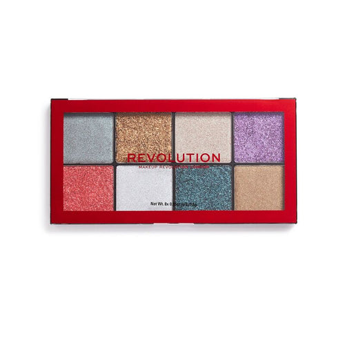 Revolution Halloween Possessed Glitter Palette