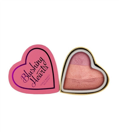 I Heart Makeup Blushing Hearts