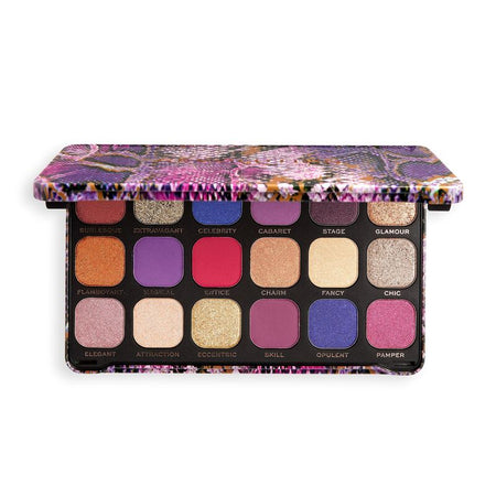 Revolution x Tammi Tropical Twilight Shadow Palette