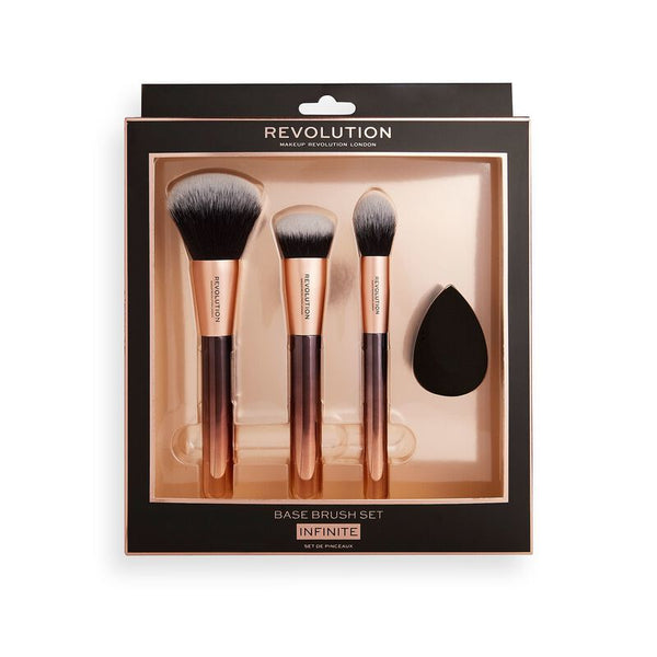Conceal & Define Infinite Face Brush set