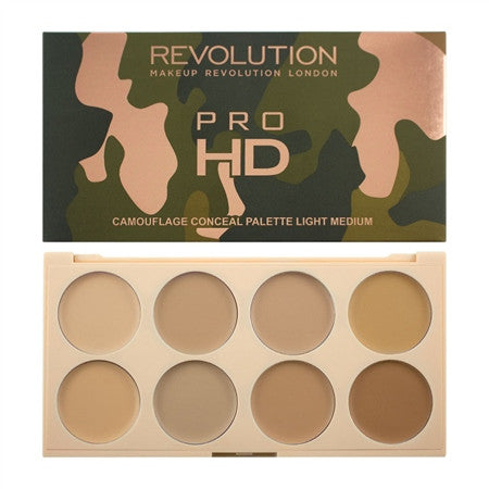 Makeup Revolution Pro HD Camouflage Light Medium