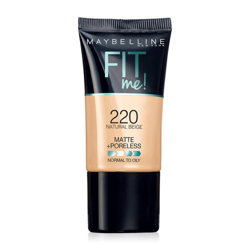 Fit Me Liquid Foundation Matte & Poreless - 18ml
