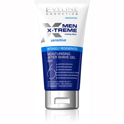 Men X-Treme After Shave Gel - 150ml