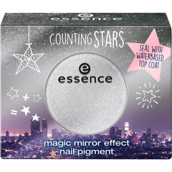 Counting Stars Magic Mirror Effect Nail Pigment