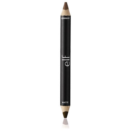 e.l.f. Shadow & Liner Duo Stix - Brown/Black