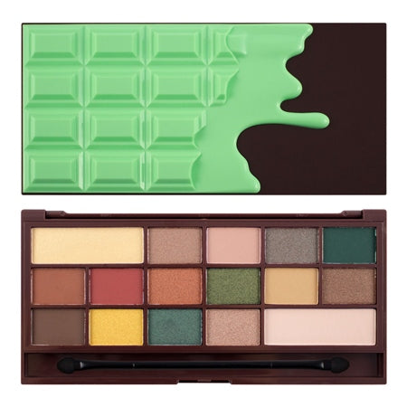 I Heart Makeup I Heart Mint Chocolate