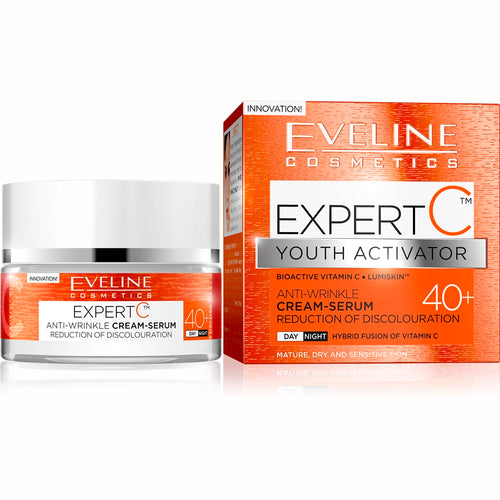 Expert C Youth Activator Cream Serum 40+ 50ml