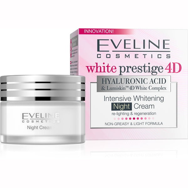 White Prestige 4D Night Cream -50ml