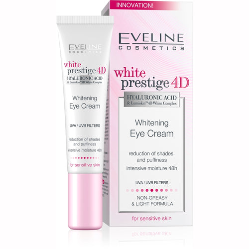 White Prestige 4D Eye Cream  -15ml