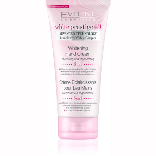 White Prestige 4D Hands Cream  -100ml