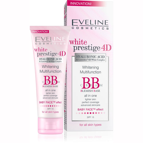 White Prestige 4D BB Cream -50ml