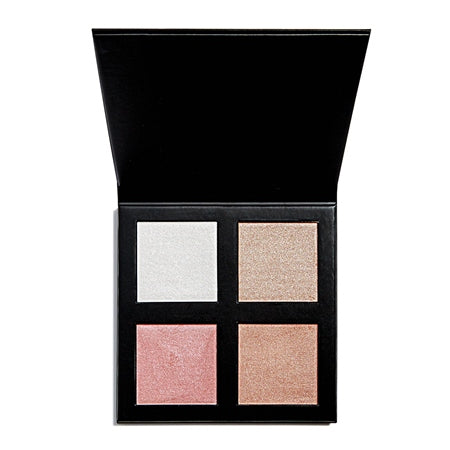 Revolution Pro 4K Highlighter Palette - Rose Gold