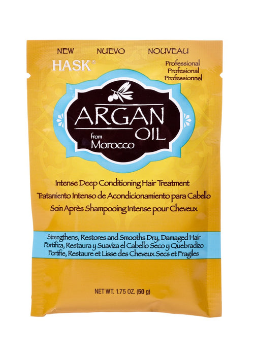 HASK Argan Oil Repairing Deep Conditioner - 1.75 oz