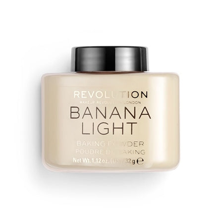 Revolution Loose Baking Powder Banana Light