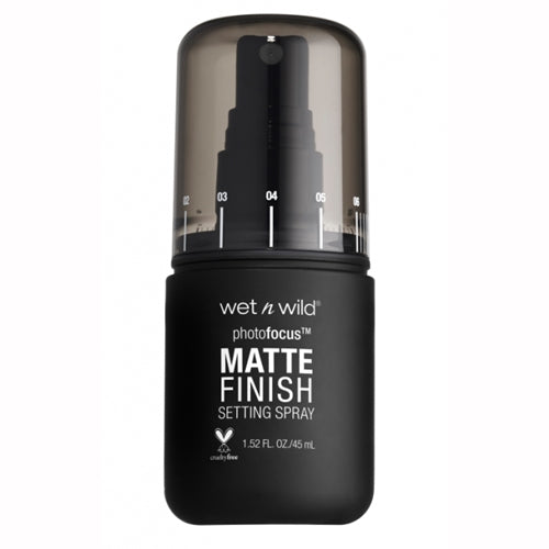 Photo Focus MATTE Setting Spray - Matte Appeal E772