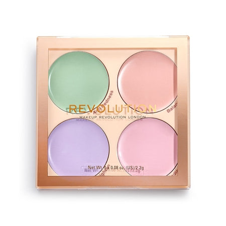 Revolution Blusher Reloaded