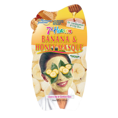 Banana & Honey Face Mask 10ml
