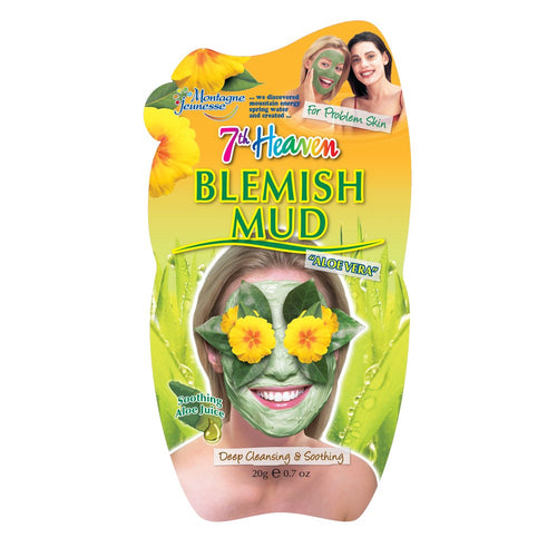Blemish Mud Face Mask 20g