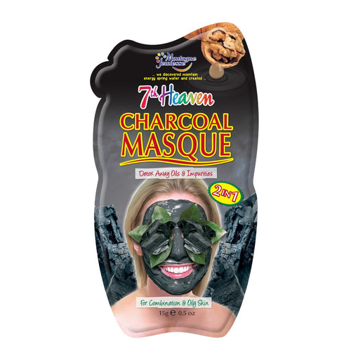 7th Heaven Charcoal Masque Face