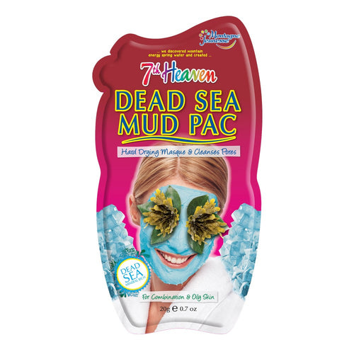 Dead Sea Mud Mask Sachet 20g
