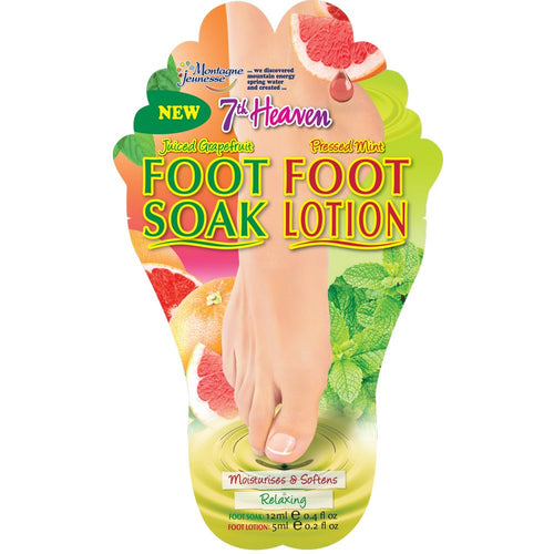 Foot Soak Foot Lotion Split Foot Sachet 12ml/5ml
