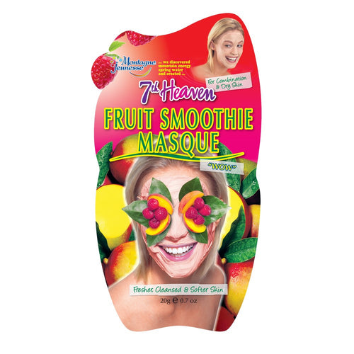 Fruit Smoothie Face Mask 20g